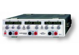 Zasilacz laboratoryjny R&S HM7042-5: 2 x 0 - 32 V/0 – 2 A i 0 – 5,5 V/0 – 5 A