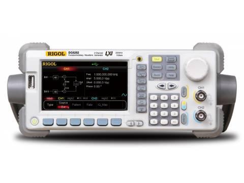 Generator arbitralny DG5352 Rigol 350MHz, 2 kanały