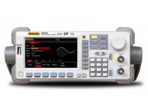 Generator arbitralny DG5101 Rigol 100MHz, 1 kanał