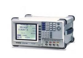 Mostek LCR LCR8110G GwInstek - 10MHz, dokł. 0,10%, RS232, GPiB