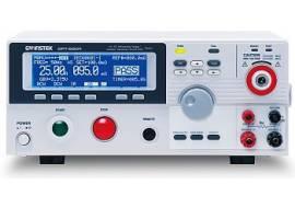 Tester wytrzymałości dielektrycznej AC/DC / Rezystancji izolacji / Obwodu ochronnego GPT-9804 GwInstek - 200VA