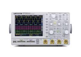 """Oscyloskop cyfrowa R&S HMO3044 - 400MHz, 4 kanały, 4GSa/s, 8Mpkt, wyświetlacz 6,5"""" VGA, czułość 1mv/dz"""