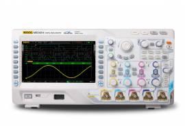 Oscyloskop cyfrowy MSO4014 Rigol 100MHz, 4 kanały