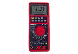 Metrix MX 57Ex TRMS Digital Multimeter 0,025% IP67 50000