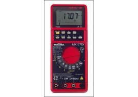 Multimetr cyfrowy Metrix MX 57Ex TRMS 0,025% IP67 50000