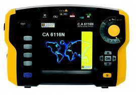 Wielofunkcyjny tester instalacji elektrycznych C.A 6116 CHAUVIN ARNOUX