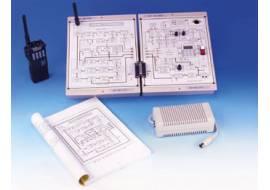 KL-900B K&H Zestaw do ćwiczeń z analogowych systemów komunikacyjnych