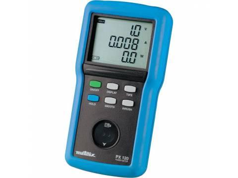 Cyfrowy watomierz dla instalacji jednofazowych i trójfazowych Metrix PX 120