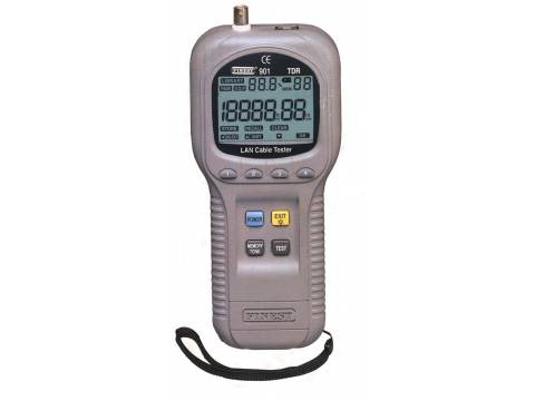 Reflectometric LAN and cable tester Finest 901TDR