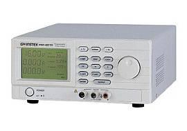 Zasilacz programowalny impulsowy PSP603 GWINSTEK - 0~60V, 0~3,5A