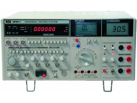 Uniwersalny zestaw laboratoryjny DF 6911 NDN