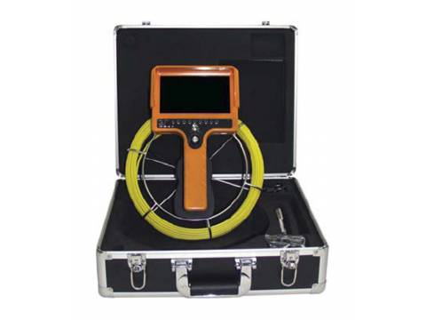 Inspection camera WPS-710DM-SCJ Wopson pipes 20meters cable
