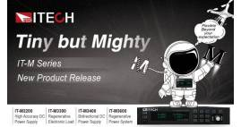 ITECH series IT-M High precision in compact device