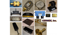 New products from Cernex