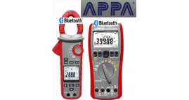 APPA multimeters with Bluetooth
