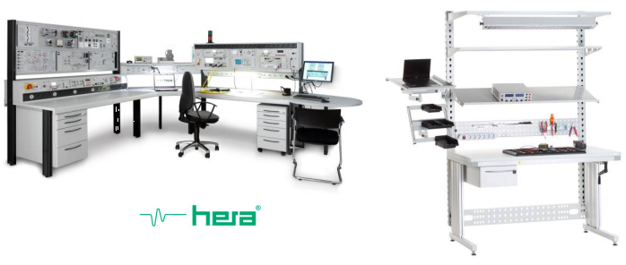 German laboratory furniture HERA