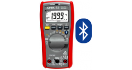 New multimeters APPA S2 and S3