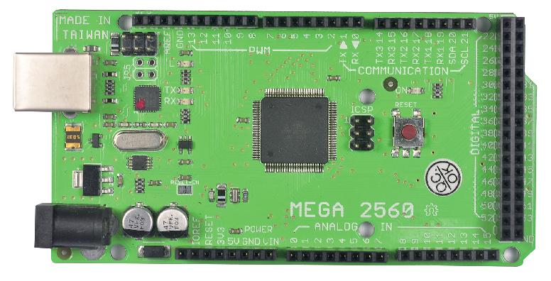 Mikrokontroler Atmega2560