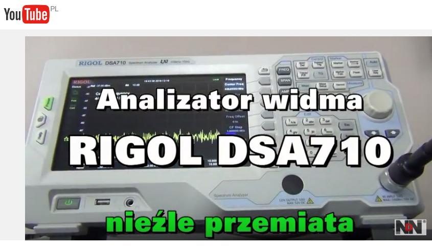 NDN - Analizator widma