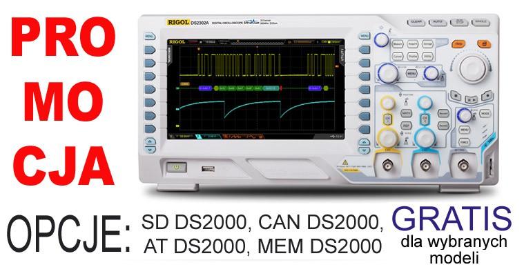 RIGOL MSO/DS2000